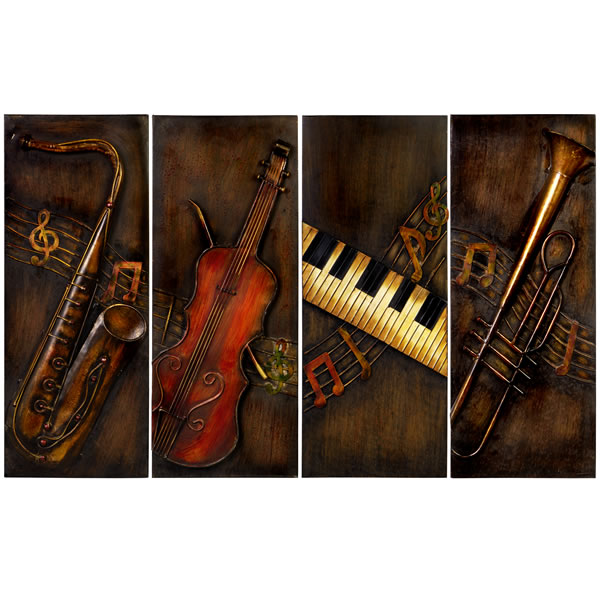 Music Wall Art